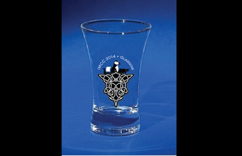 Photo IMCC3 Souvenir Shot Glass ($16/