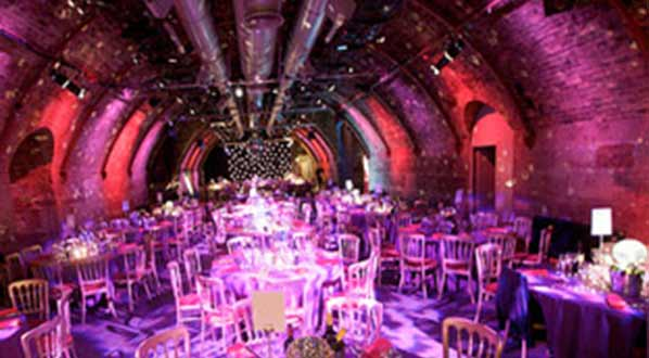 Photo The Arches - venue for the Grand Finale; perfect place for a party!