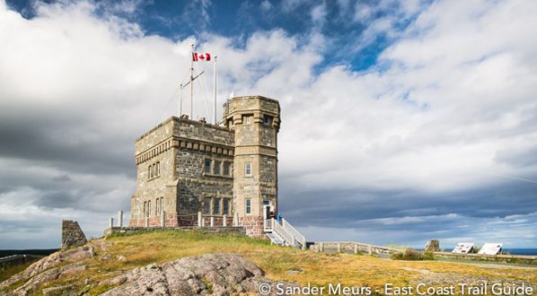 Photo Cabot Tower, Signal Hill