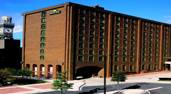Photo Days Inn Inner Harbor has free in-room WiFi & is 2-min from the Congress. $159+ tax