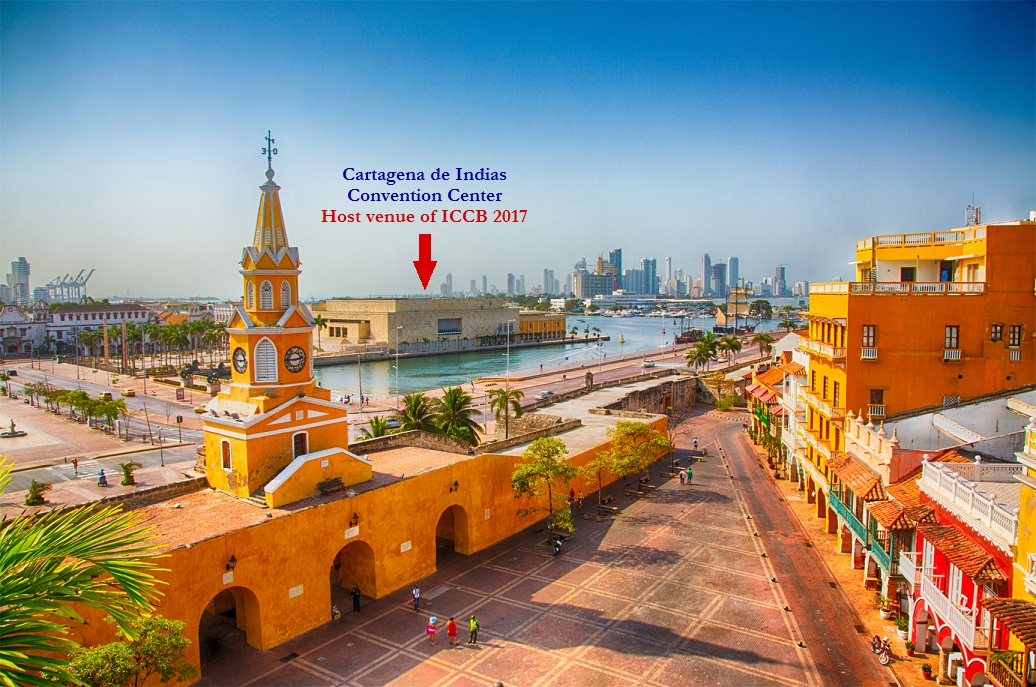 Photo The Cartagena de Indias Convention Center, host venue of ICCB 2017