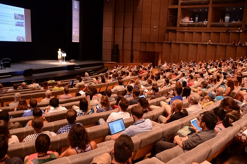 Photo ICCB-ECCB 2015 Plenary Session