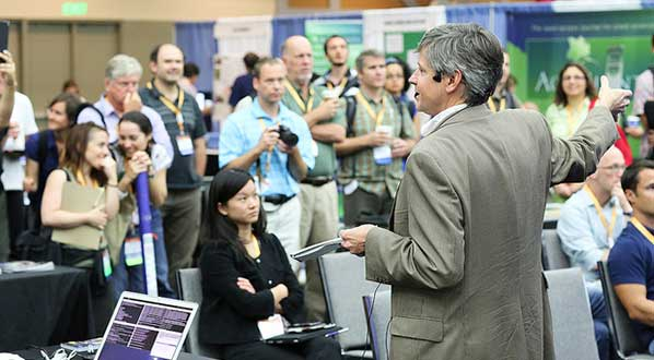 Photo Reach close to 2,000 attendees when you exhibit at or sponsor ICCB. Learn more