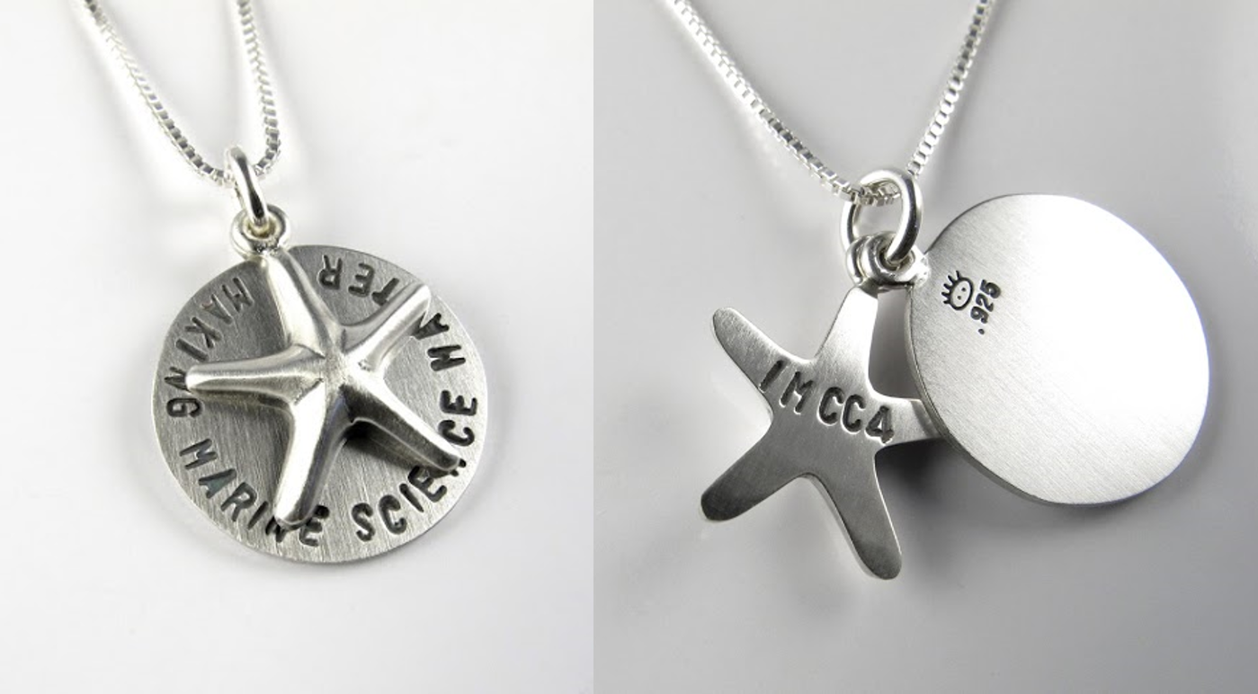 Photo IMCC4 Sea Star Pendant (comes with chain) ($28)