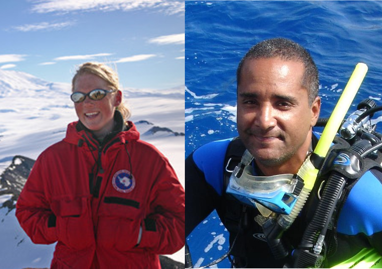 Photo Michelle LaRue and Jean Wiener to speak as part of #IMCC4 welcome evening on 30 July