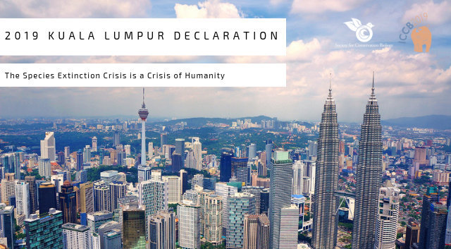 Photo 2019 Kuala Lumpur Declaration Released After Successful ICCB 2019