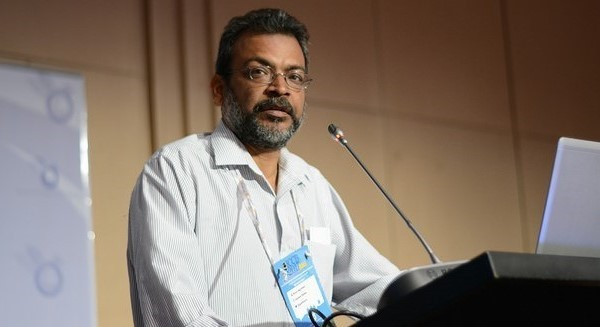 Photo ICCB 2017 Plenary Speaker Arun Agrawal