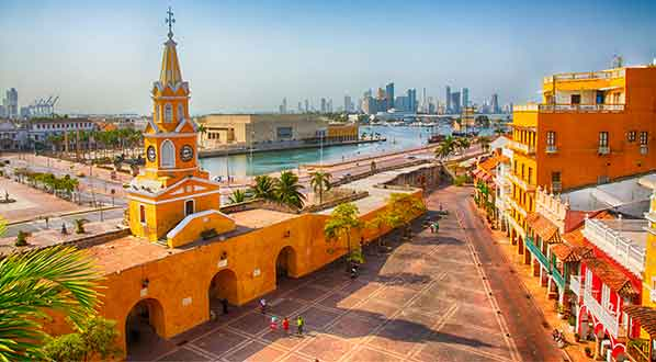 Photo Learn more about Colombia and ICCB host city Cartagena, a UNESCO World Heritage site.