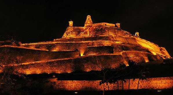 Photo The historic port city of Cartagena is the most extensively fortified in S. America