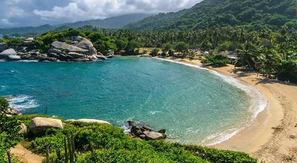 Photo There's lots to do & see in Tayrona National Park, including dry forest & beaches.