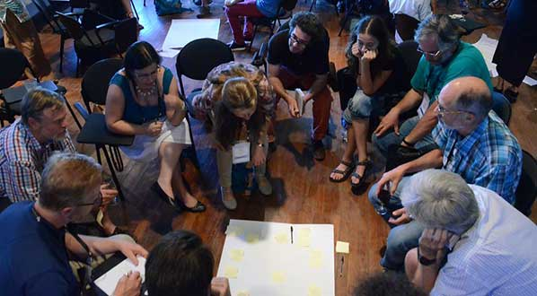 Photo ICCB hosts dozens of learning and development workshops and strategy sessions.