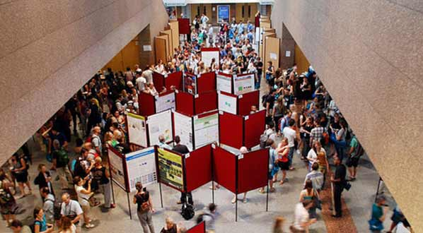Photo With hundreds of students & young workers attendance, ICCB is ideal for a career fair