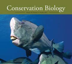 photo for Conservation Biology Enacts Double-Blind Peer Review