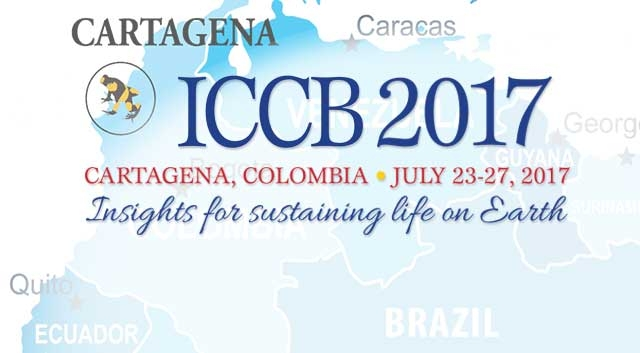 ICCB 2017: Cartagena Colombia