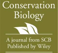 photo for Conservation Biology Journal Awards