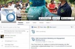 photo for SCB Conservation Marketing and Engagement Working Group hosting logo competition