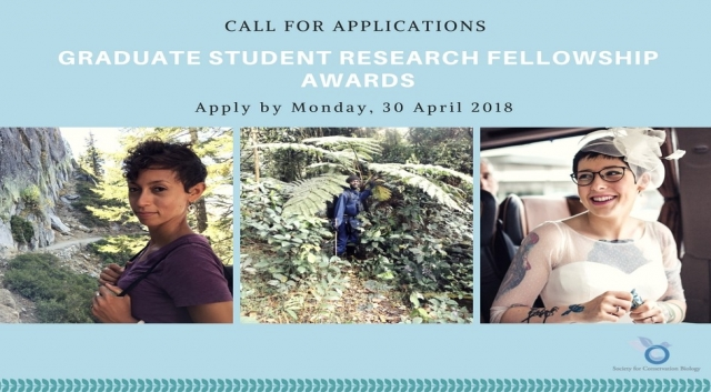 Call for Applications: Graduate Student Research Awards
