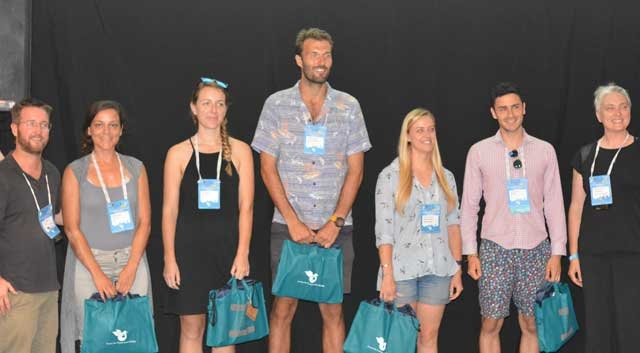 SCB awards students for best presentations at ICCB