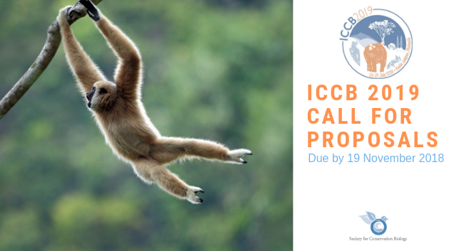 ICCB 2019 Call for Proposals Now Open