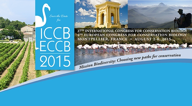Submit your proposals for symposia, workshops, posters, short courses & round tables for ICCB 2015!