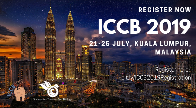 Register now for ICCB 2019!