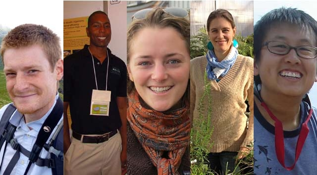 Introducing the 2016 David H. Smith Conservation Research Fellows