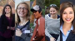 photo for Introducing the 2017 David H. Smith Conservation Research Fellows