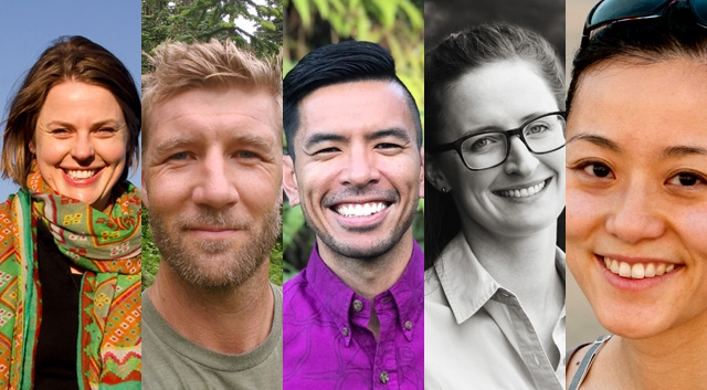 Announcing the 2018 Smith Fellows