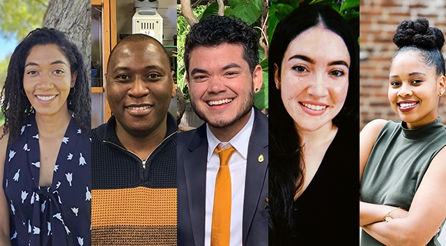 Meet the 2021 David H. Smith Conservation Research Fellows!