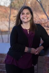 Portrait image of Rebecca Barak.